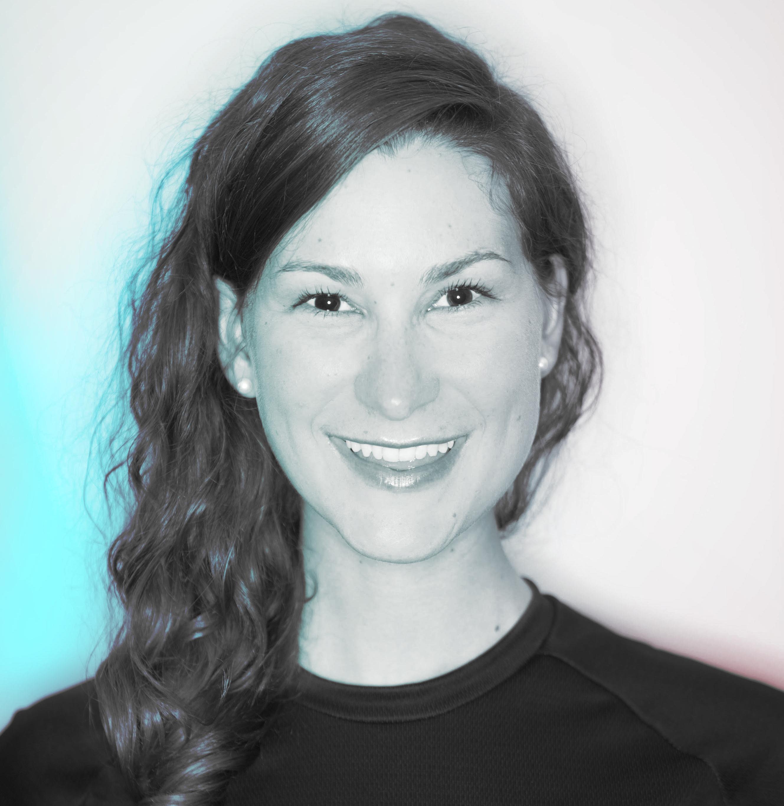 Suzanne Hamilton coach